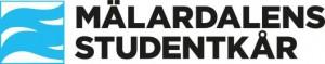 mälardalens studentkår - logo